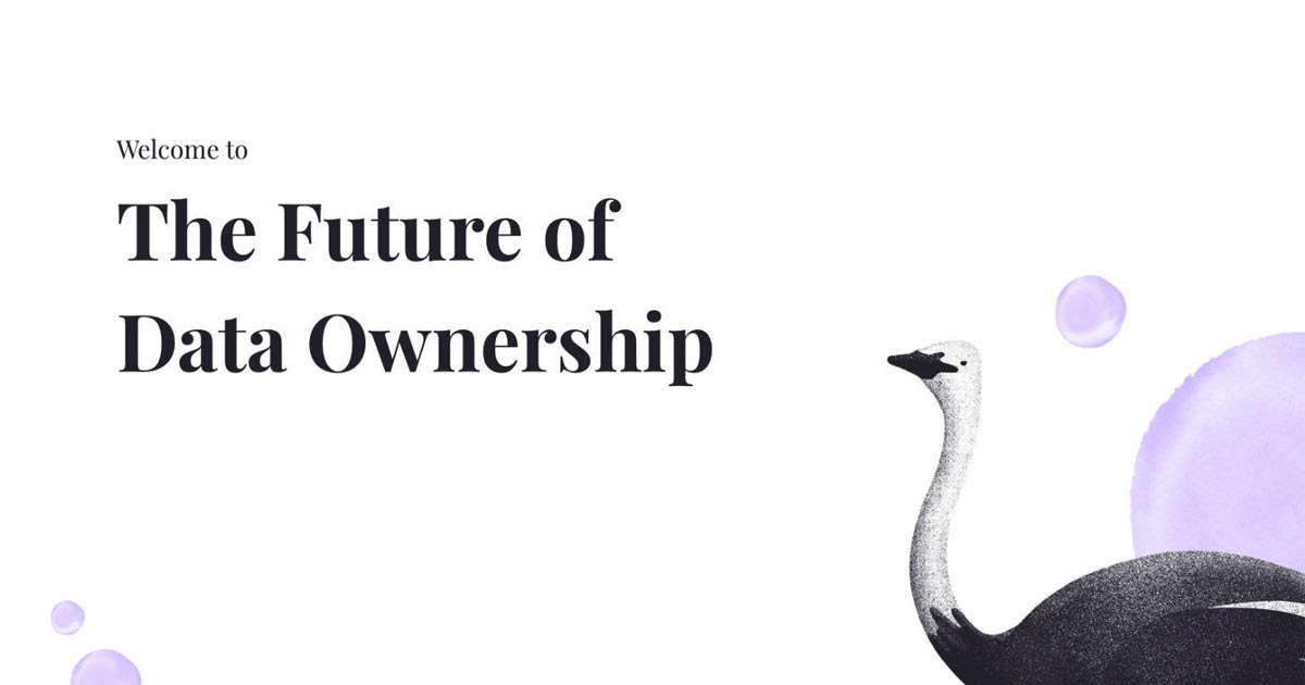 Mine - The Future of Data Ownership